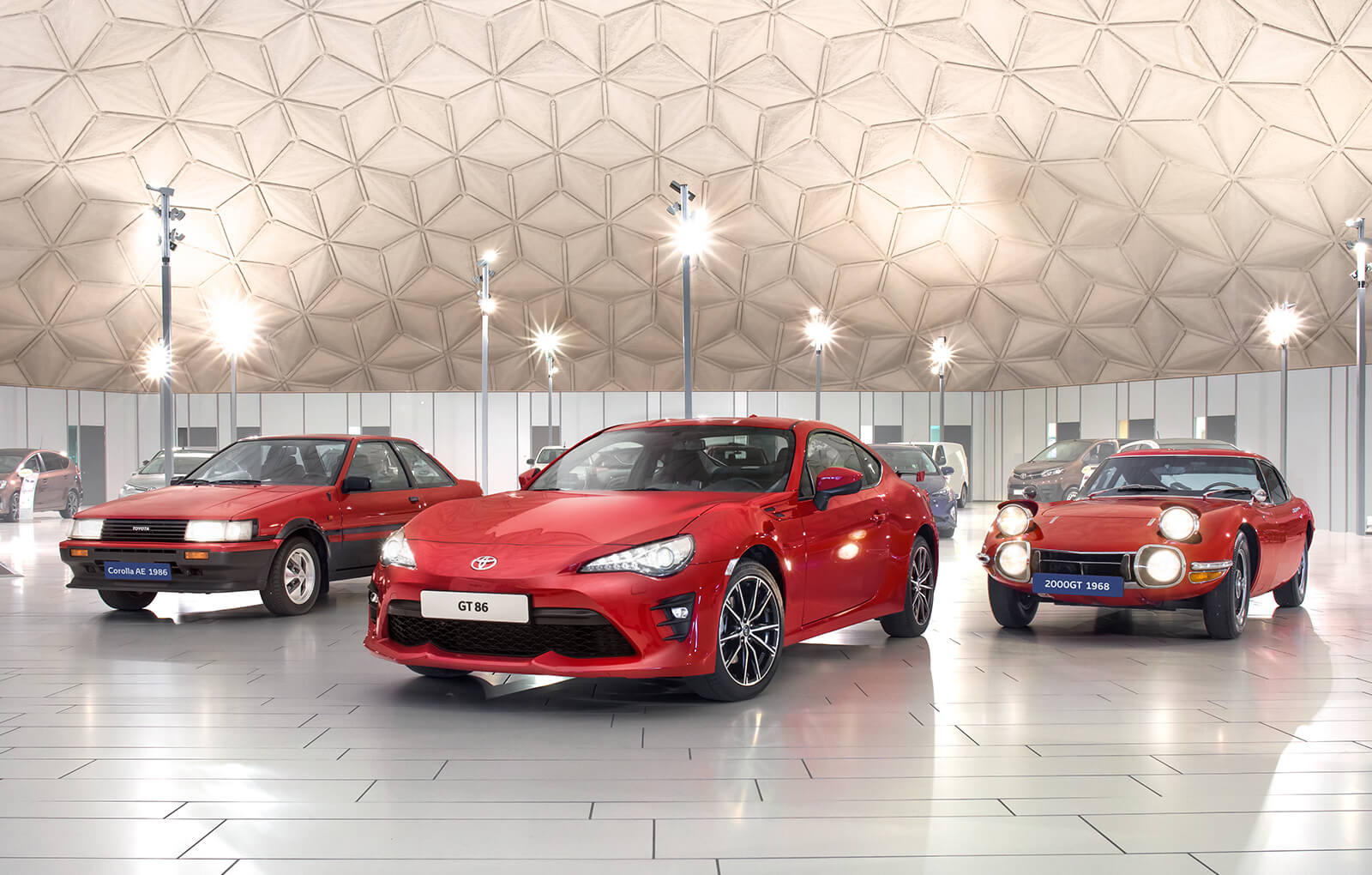 History Of Toyota Sports Cars Toyota Cyprus
