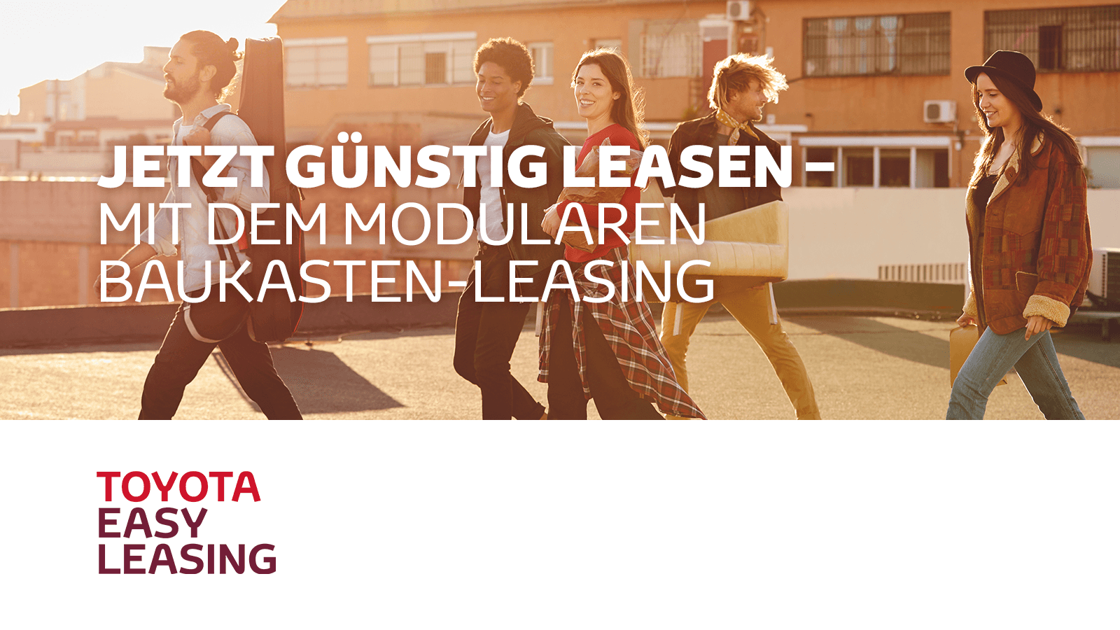 Toyota Easy Leasing