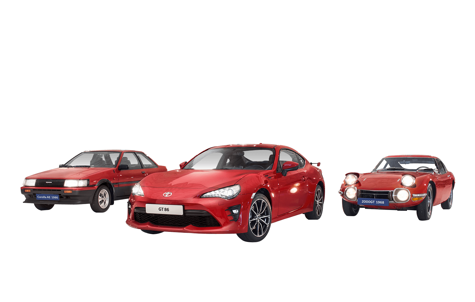 Toyota sports cars