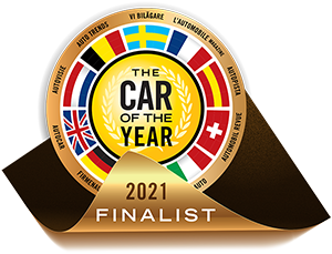 Car of the year finalist 2021